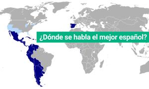 ¿Dónde se habla el mejor español? - Gramaticalmente