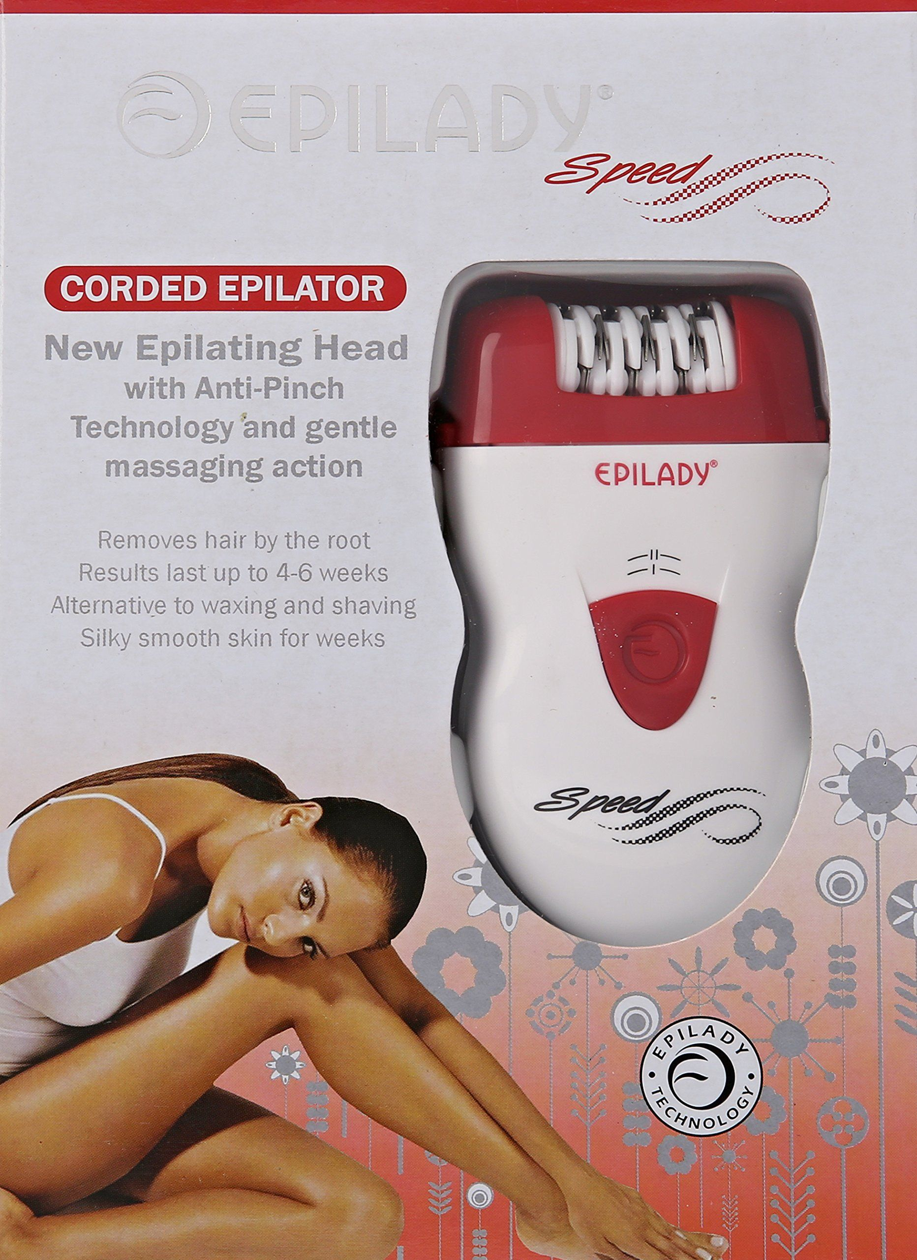 Epilady Speed Corded Epilator *** See this great product