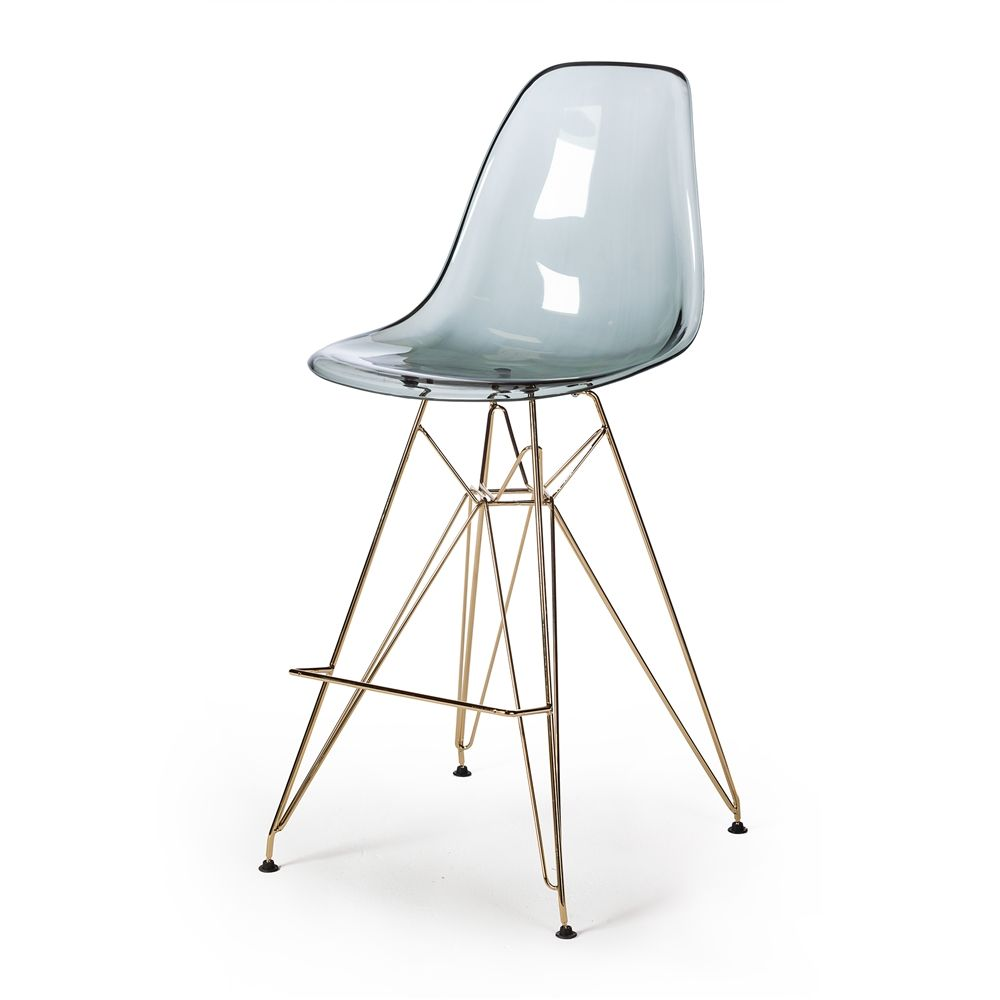 Park Art|My WordPress Blog_Clear Office Chair With Gold Legs