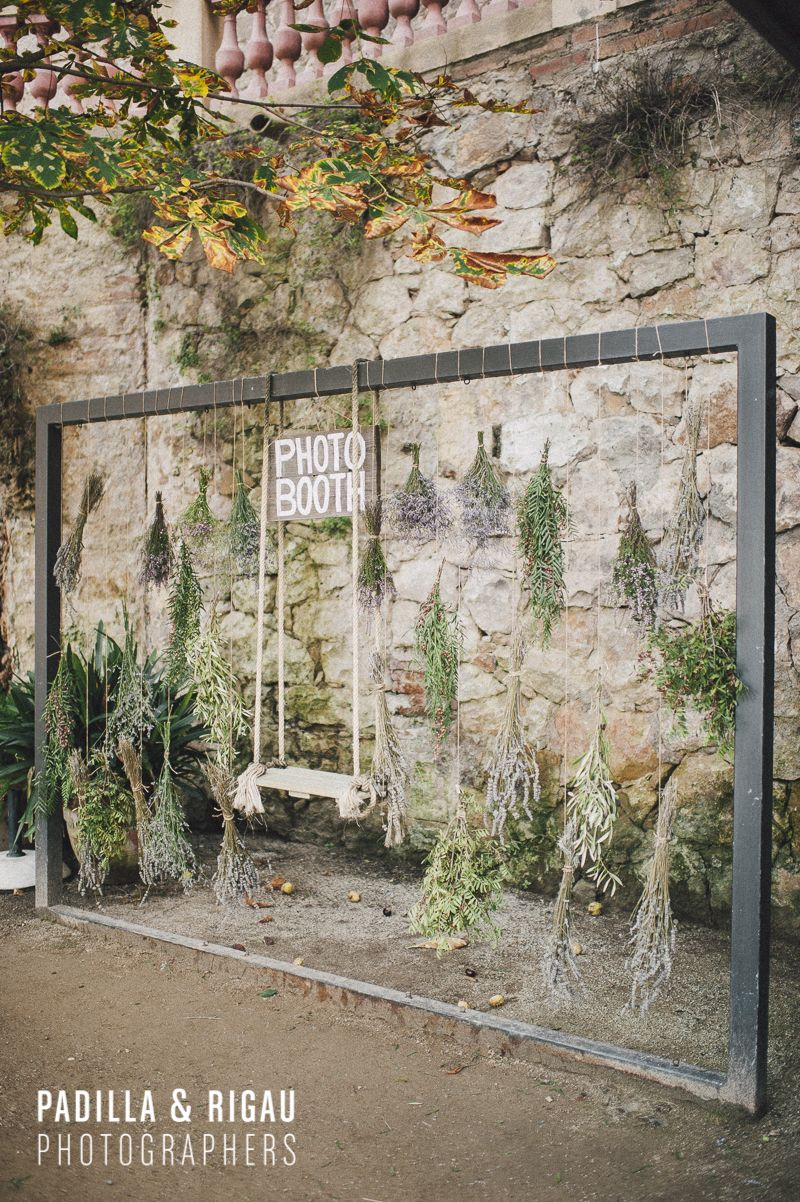 Wedding decorations backdrop  Irene Ignasi La boda  Marry Merry  Pinterest  Backdrops Wedding