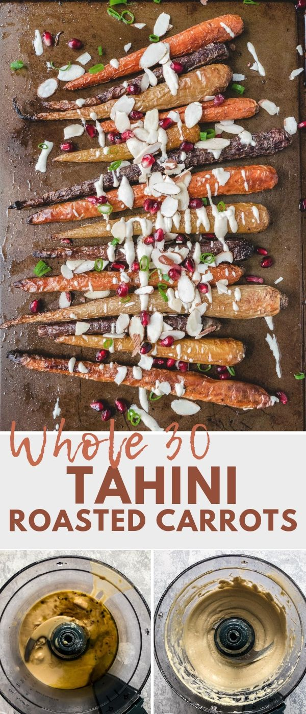 Tahini Dressing #whole30recipes