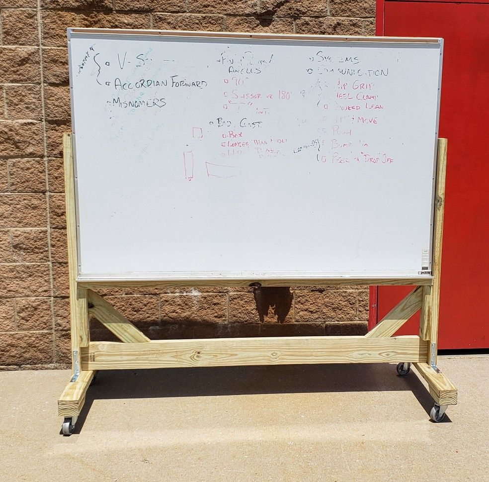 Rolling Whiteboard Stand Rolling Whiteboard Whiteboard Stand Diy Dry Erase Board