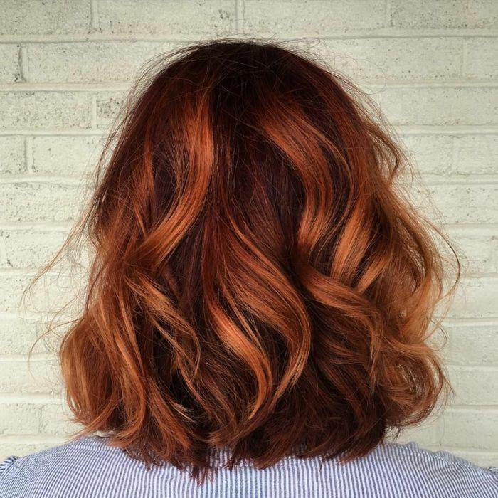 1001 + versions de cheveux ombré, tendance moderne et