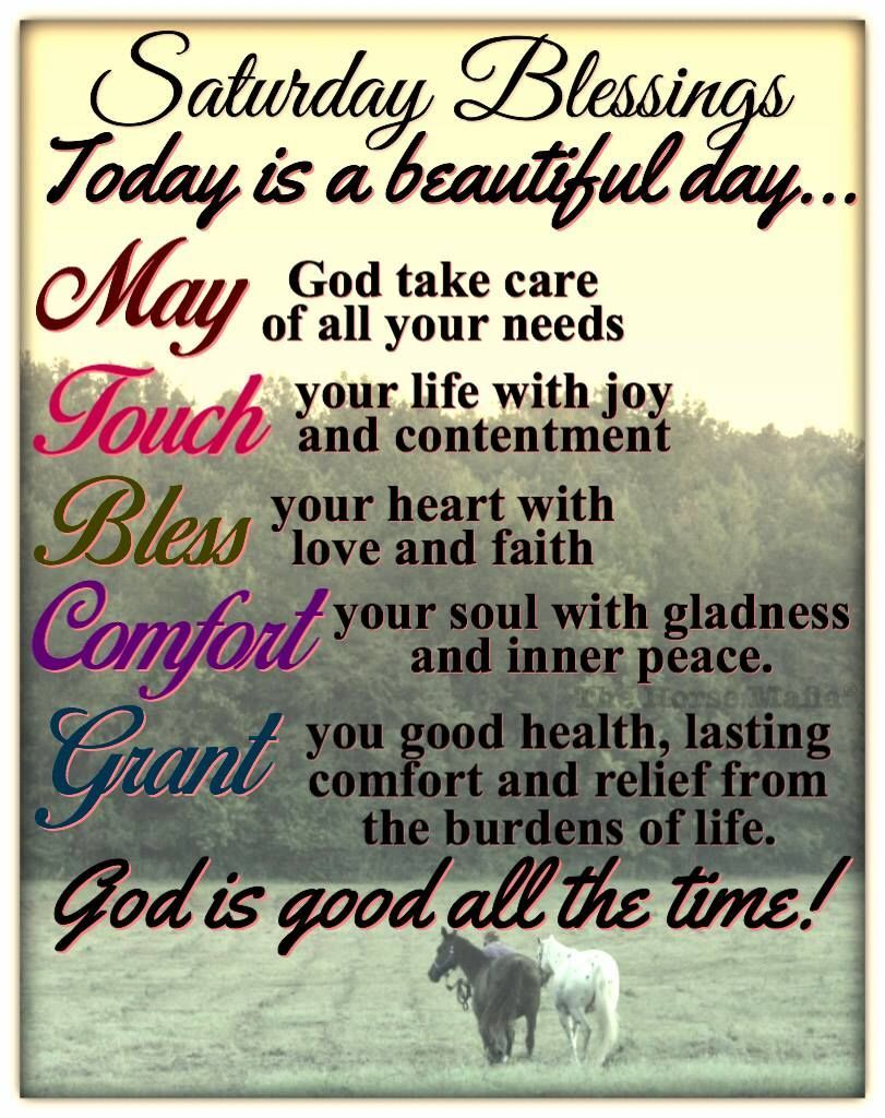 Today Is A Beautiful Day God Is Good All The Time Pictures Photos And Images Fo Morning Inspirational Quotes Good Morning God Quotes Happy Saturday Quotes