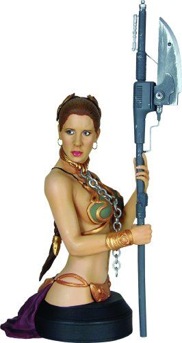 Gentle Giant Star Wars Slave Leia Mini Bust - For The -4487