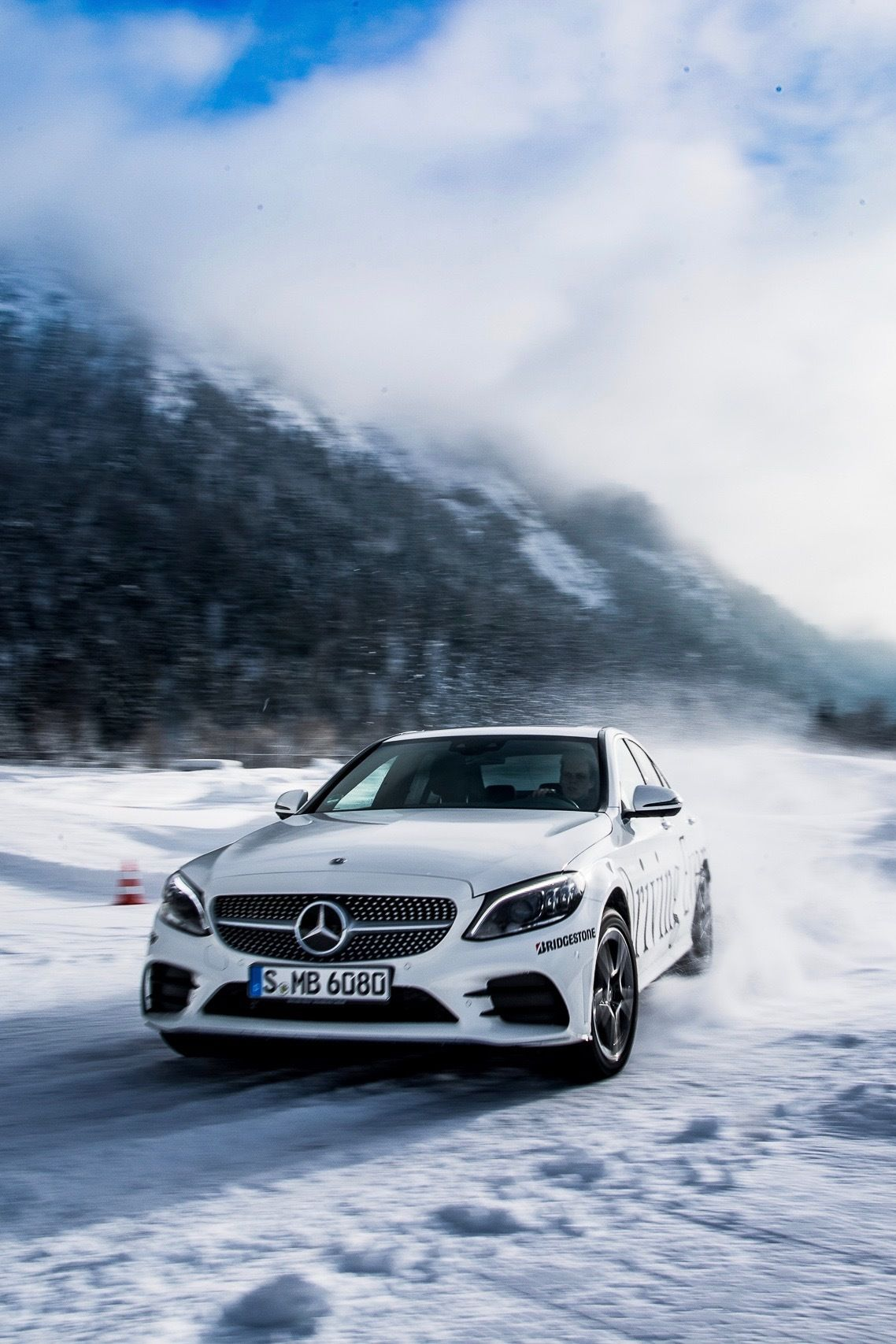 Thrilling On The Inside Chilly On The Outside Via Mercedes