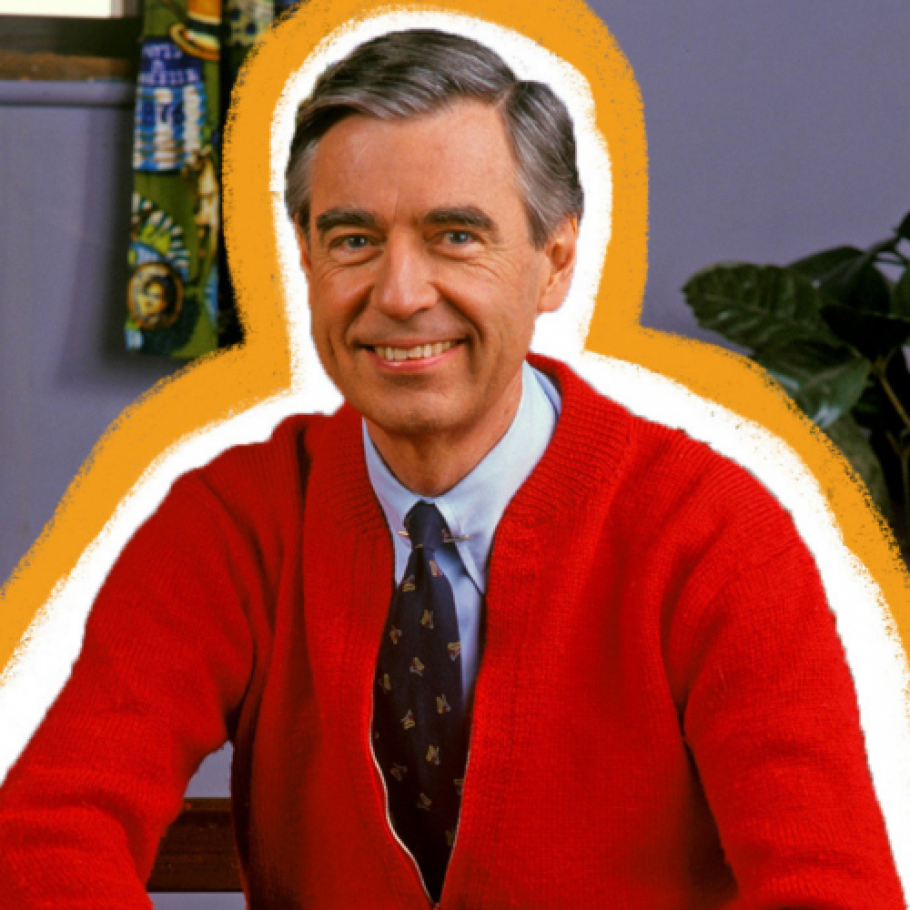 Through His Ministry And His Television Show Mister Rogers Neighborhood Mr Rogers Helped Mentor And Educate Young Mr Rogers Quote Kindness Quotes Mr Rogers