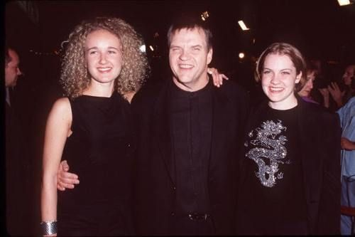 Amanda with Dad, MeatLoaf and sister, Pearl - amanda-aday Photo