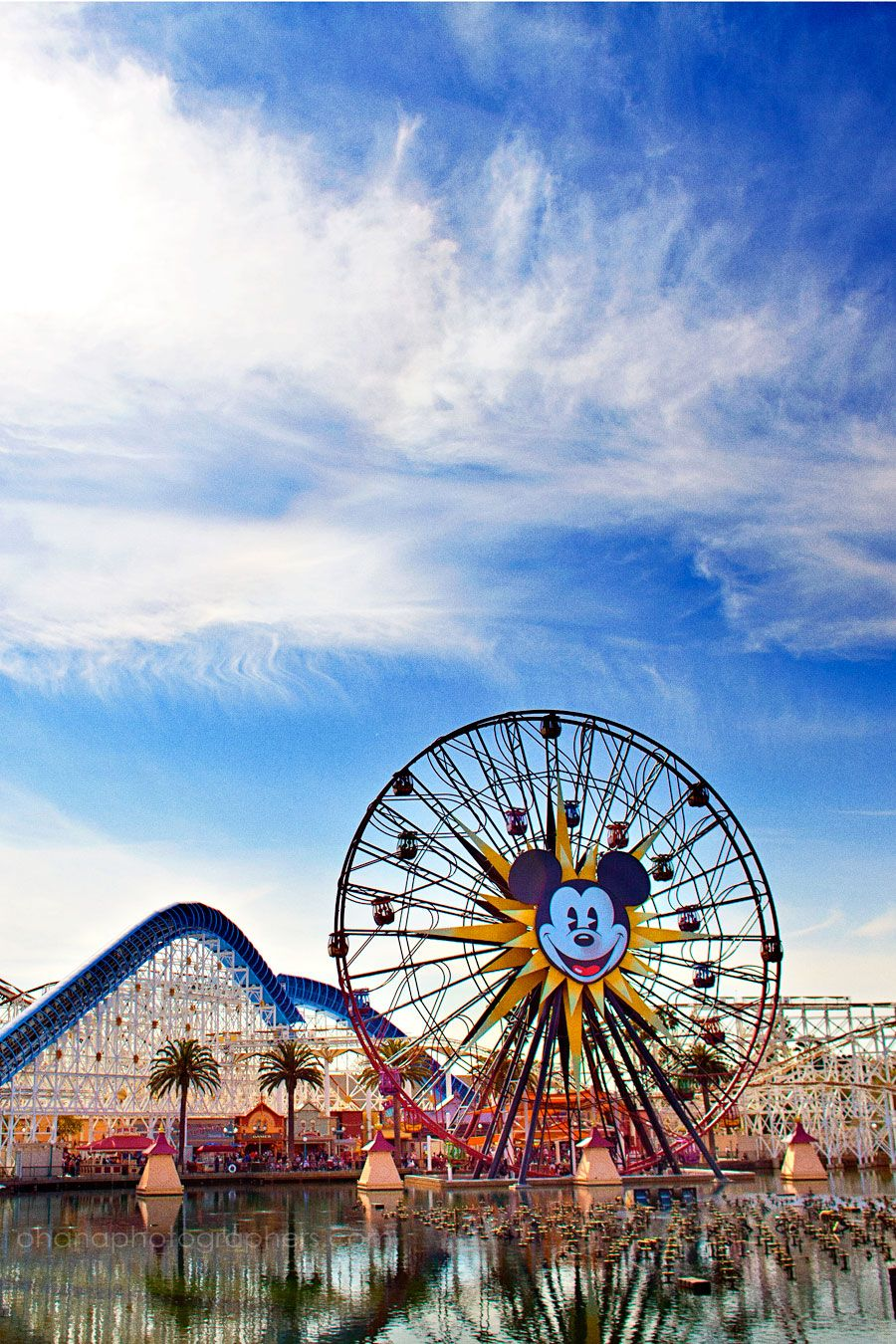 Disneyland California Adventure Disneyland California Adventure Disneyland Anaheim Disneyland Photography