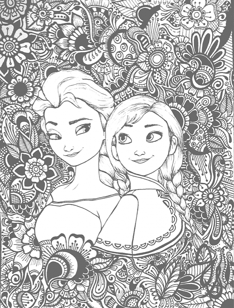 Disney Coloring Pages For Adults Coloring Rocks Frozen Coloring Pages Free Disney Coloring Pages Rapunzel Coloring Pages