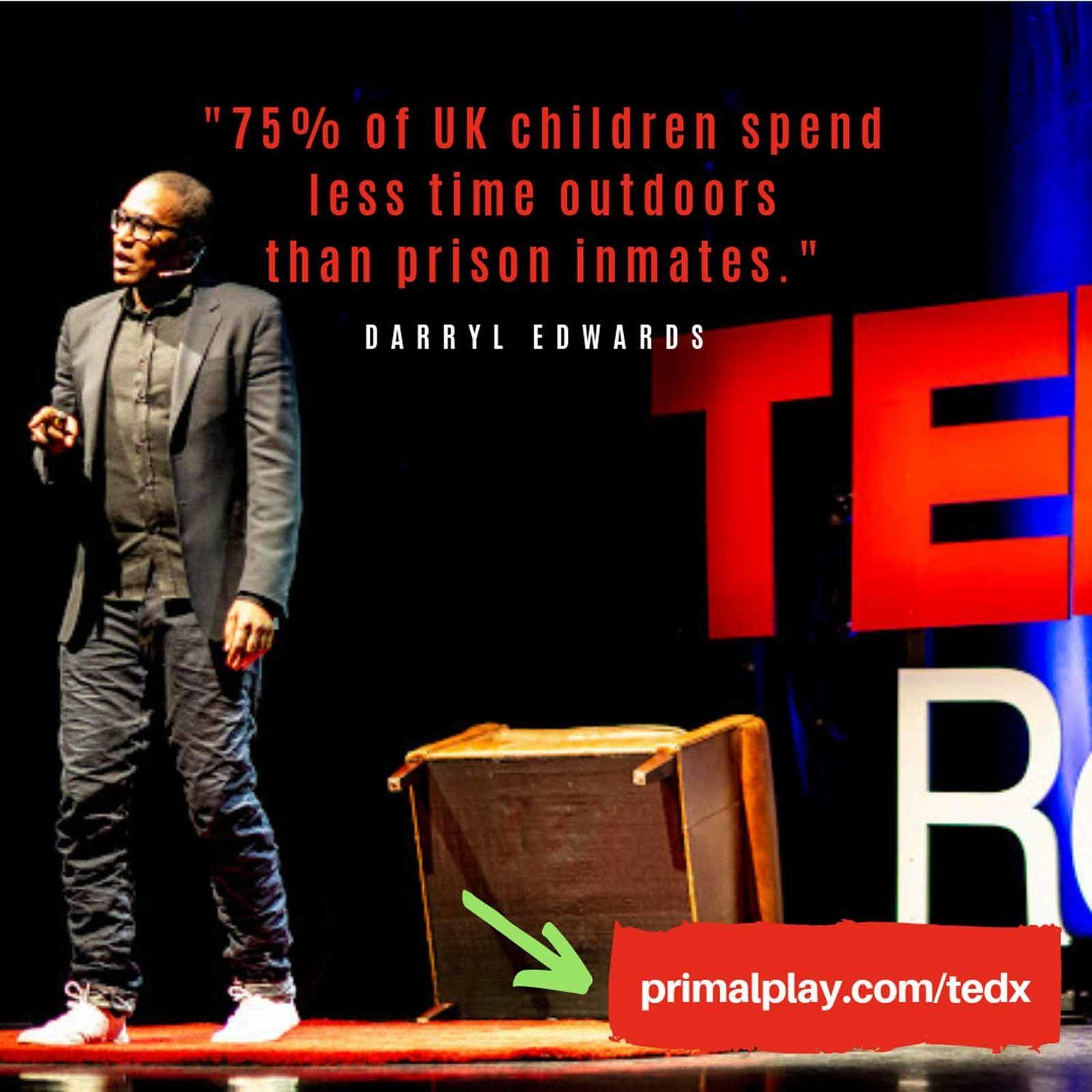 Darryl Edwards Tedx Talk Primal Play Have Fun With Fitness