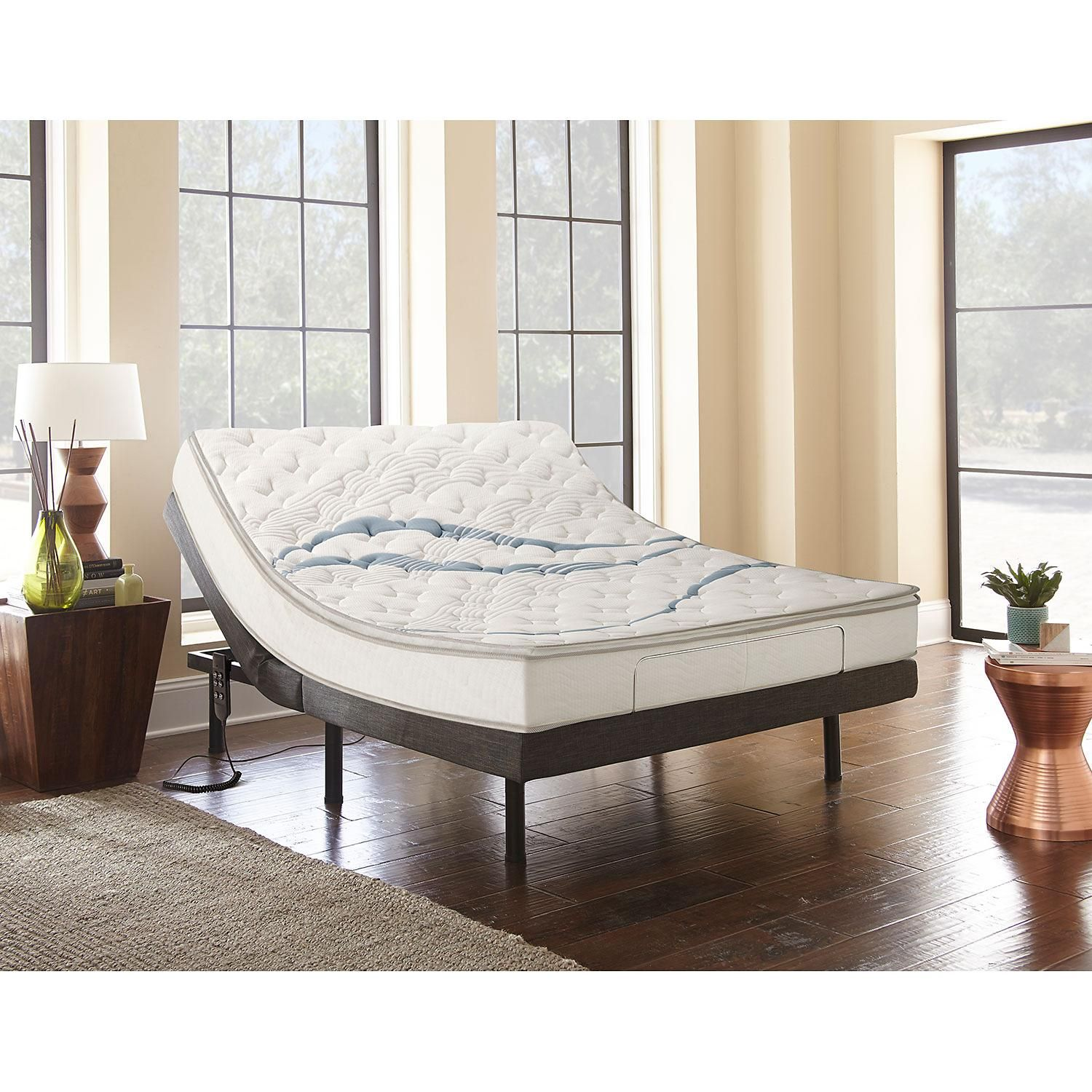 "Classic Dream Sleep Lux 10"" Mattress (Assorted Sizes"