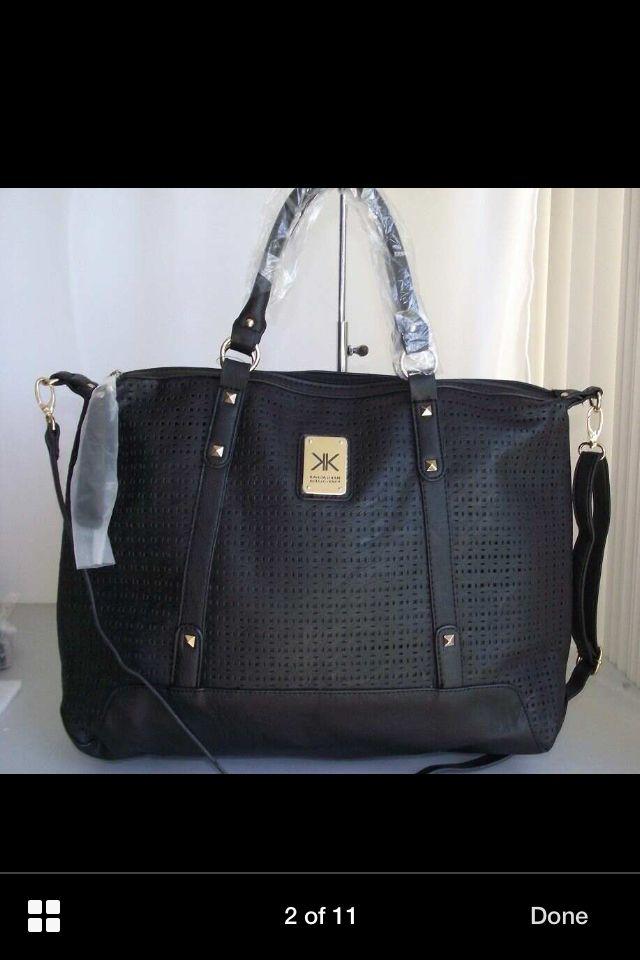 Kk bag! Want!!