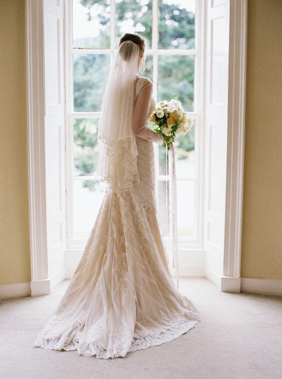 Elegant Cliff Top Ceremony in Scotland | Laura gordon, Matthew ...