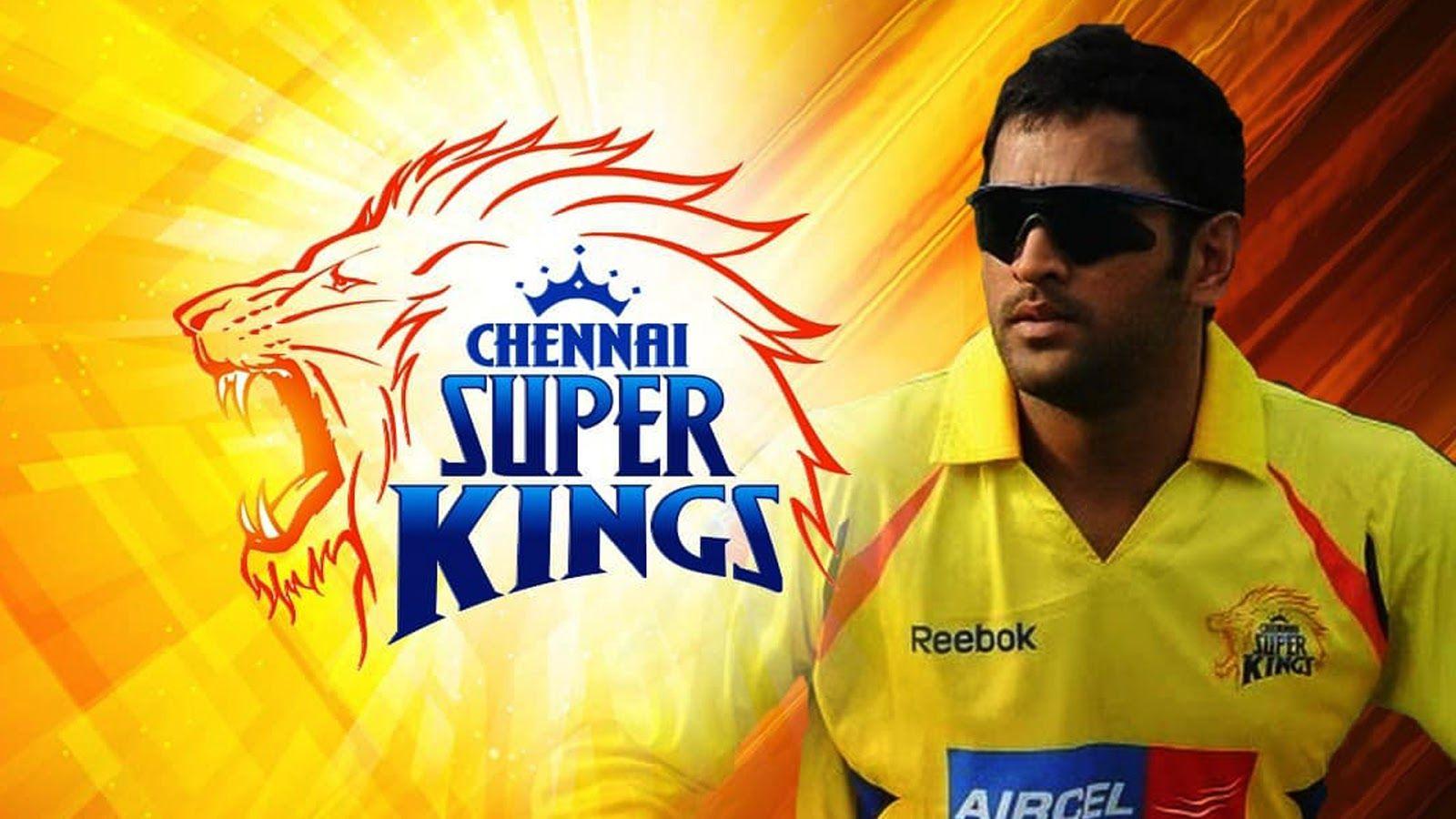 Chennai Super Kings HD Wallpapers Download Free 1080p
