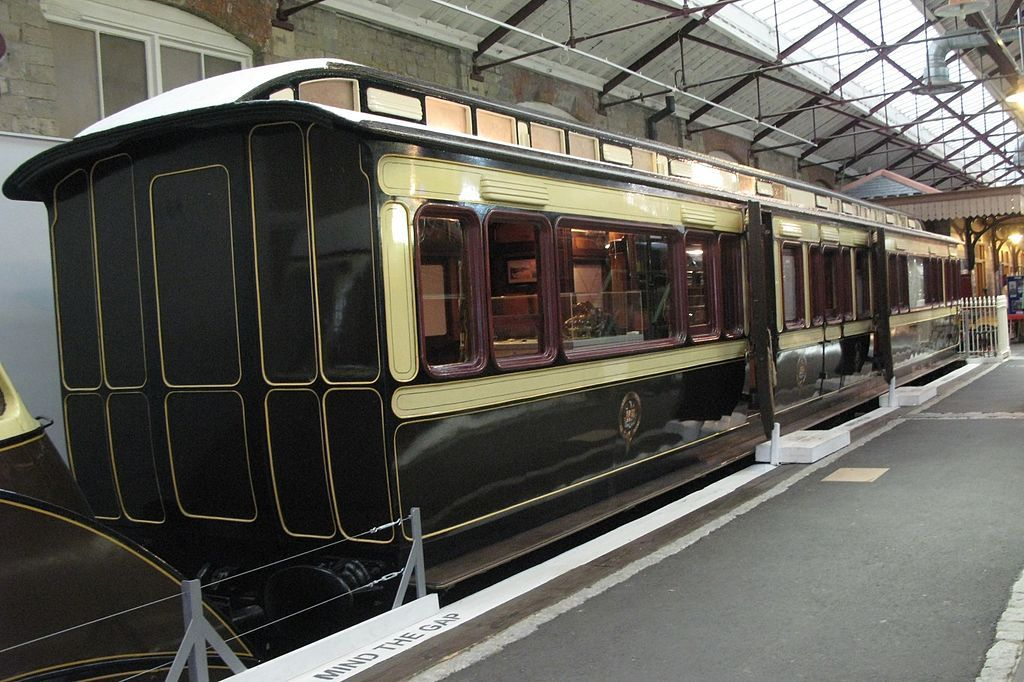 British Royal Train