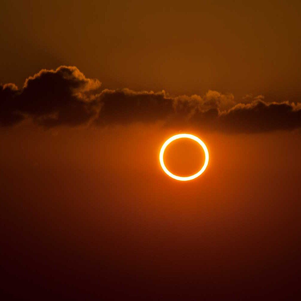 A Rare Solstice 'Ring of Fire' Solar Eclipse Will Happen on June 21