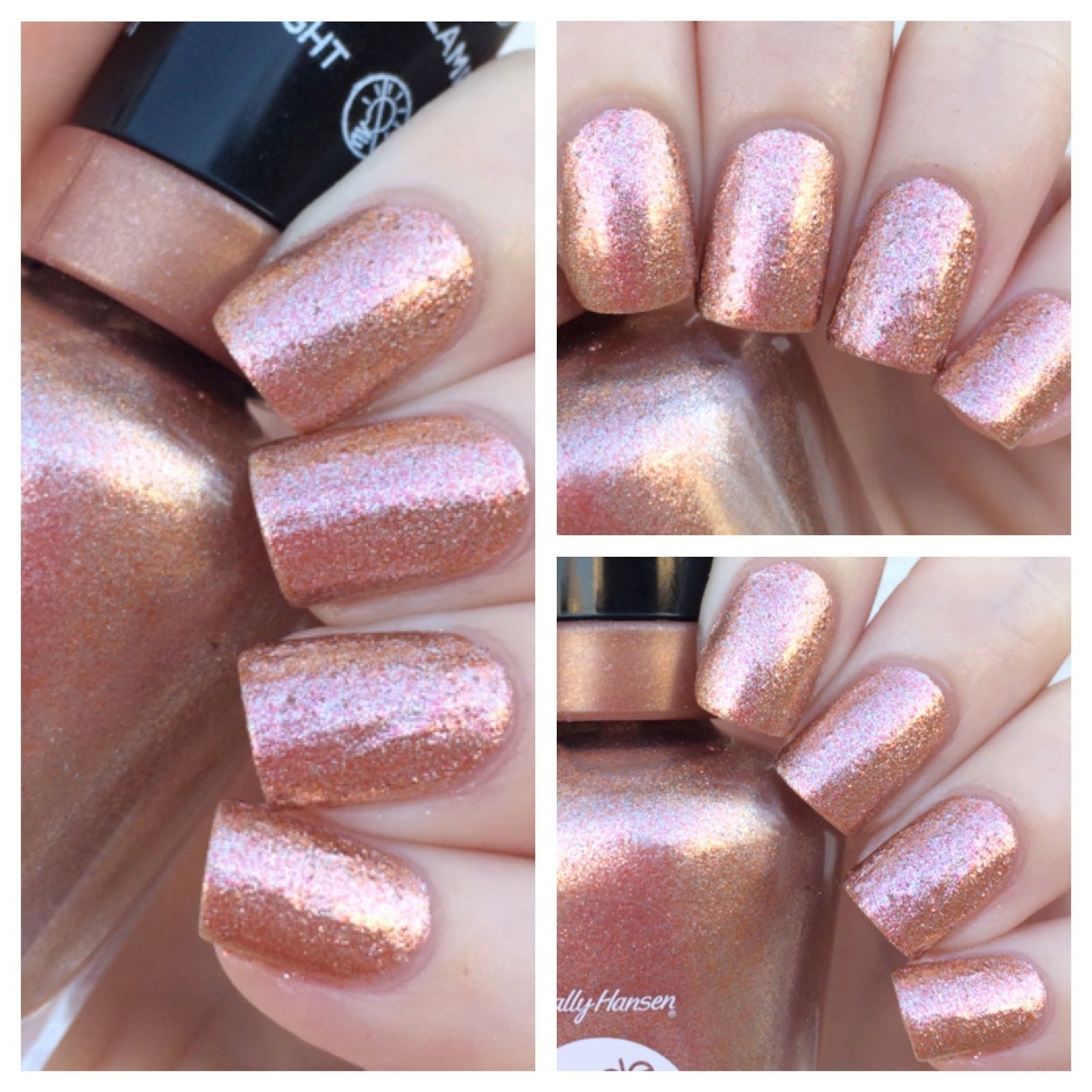Sally Hansen Miracle Gel in Terra-Coppa | ~Everything Nails ...