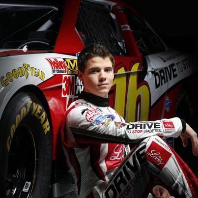 Ryan Reed...Nascar Driver