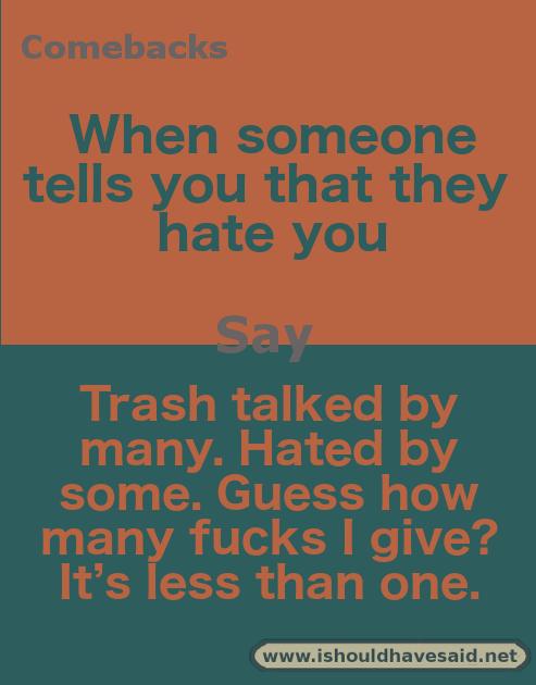 Funny Comebacks To Say To A Guy : funny, comebacks, Bullying