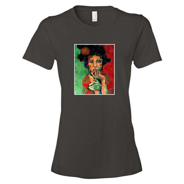 Angelica Women's short sleeve t-shirt