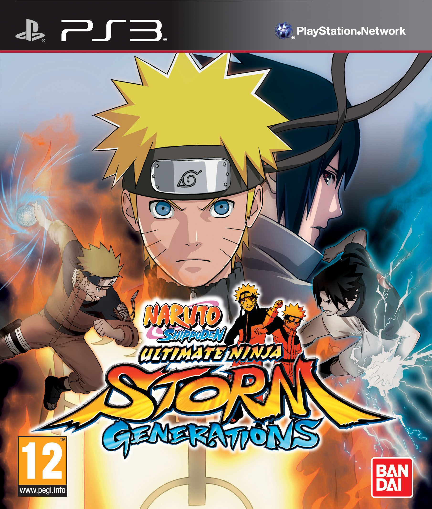 Naruto Shippuden Ultimate Ninja Storm Generations Naruto Games Generation Game Naruto