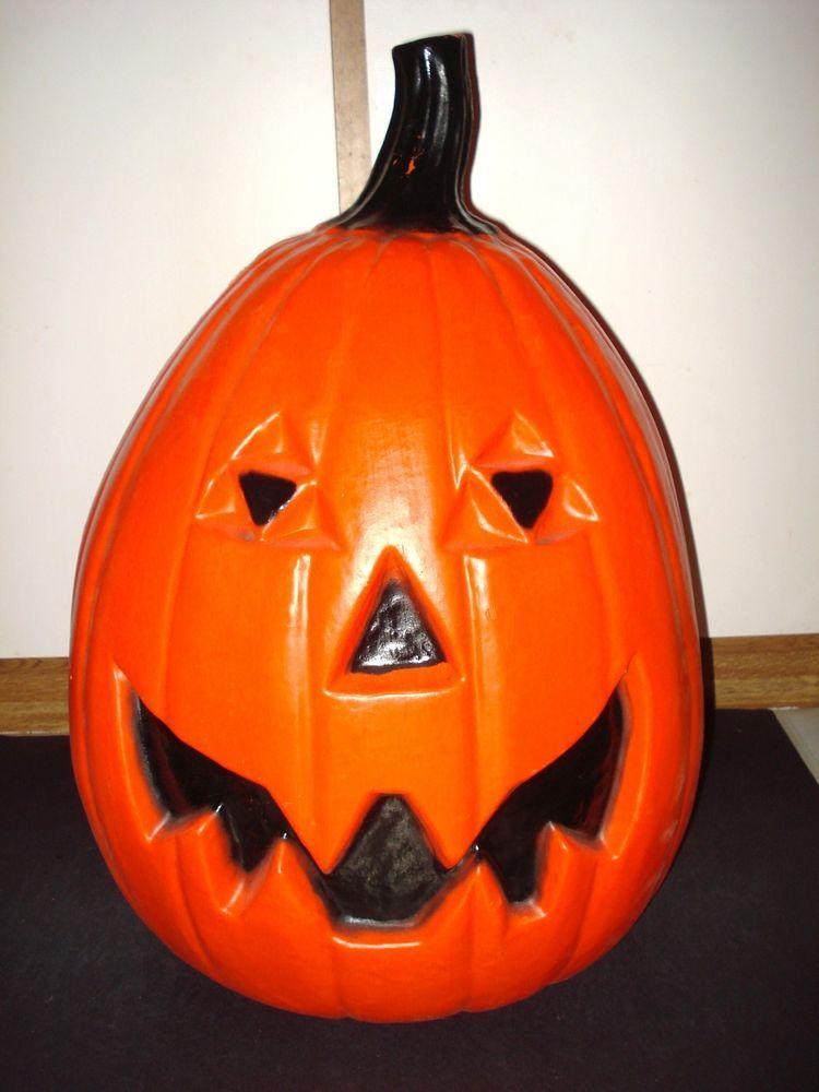 24 universal vtg 1988 halloween blow mold plastic jol