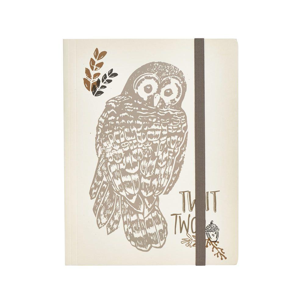 Wilko Document Wallet Sanctuary A4 | Owls, Red Panda, Birdcages ...