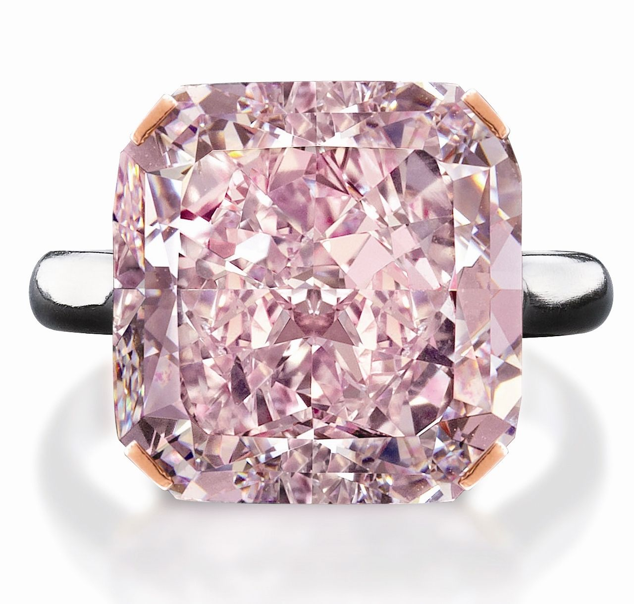 20 Carat Pink Diamond Ring | Ring | Pinterest | Pink diamond ring ...