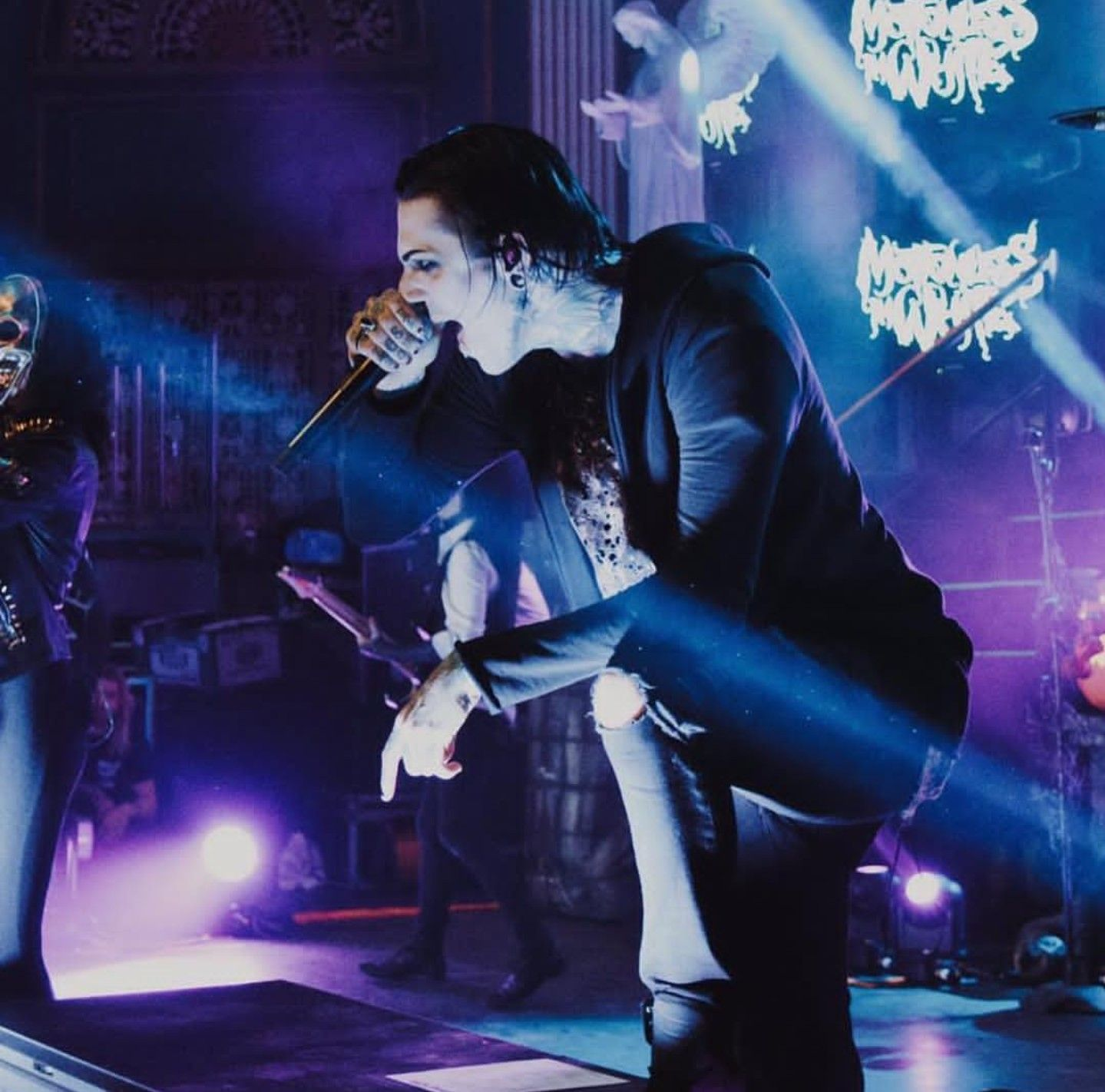 Motionless In White  Handsomes in 2019  Motionless in