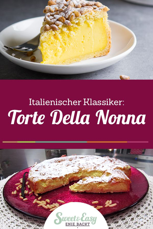 Photo of Italian classic: Torta della Nonna