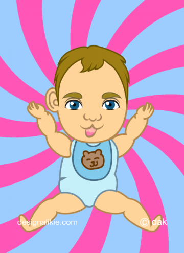 Baby Cartoon Character Maker http://avachara.com/childbaby/