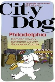 City Dog  Philadelphia: Camden County, Burlington County and Gloucester County (City Dog series), 978-1933068176, Cricky Long, City Dog Publishing