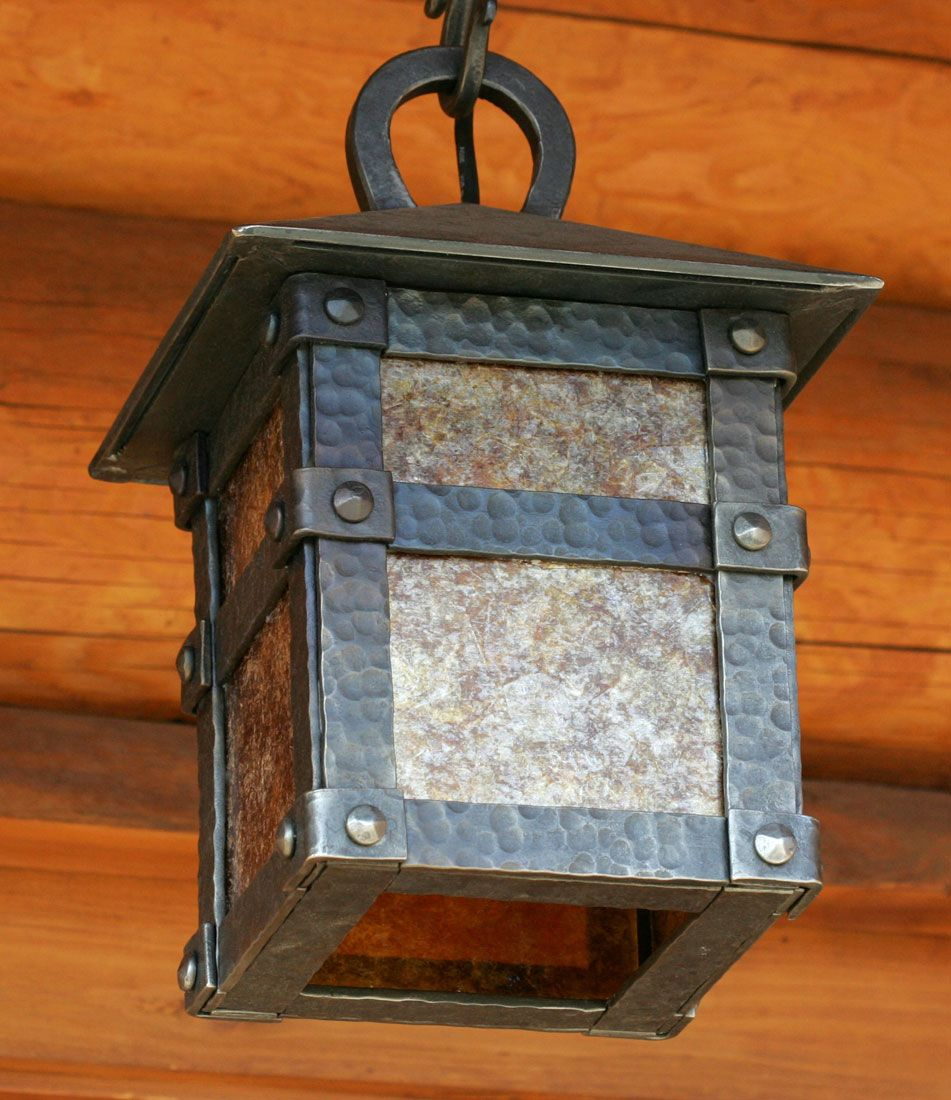 Morris L Hallowell IV | lamparas | Pinterest | Faroles, Hierro y ...