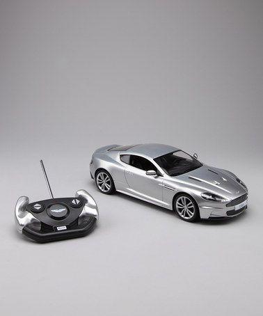Silver Aston Martin Dbs Remote Control Car Zulily Remote Control Cars Aston Martin Aston Martin Dbs