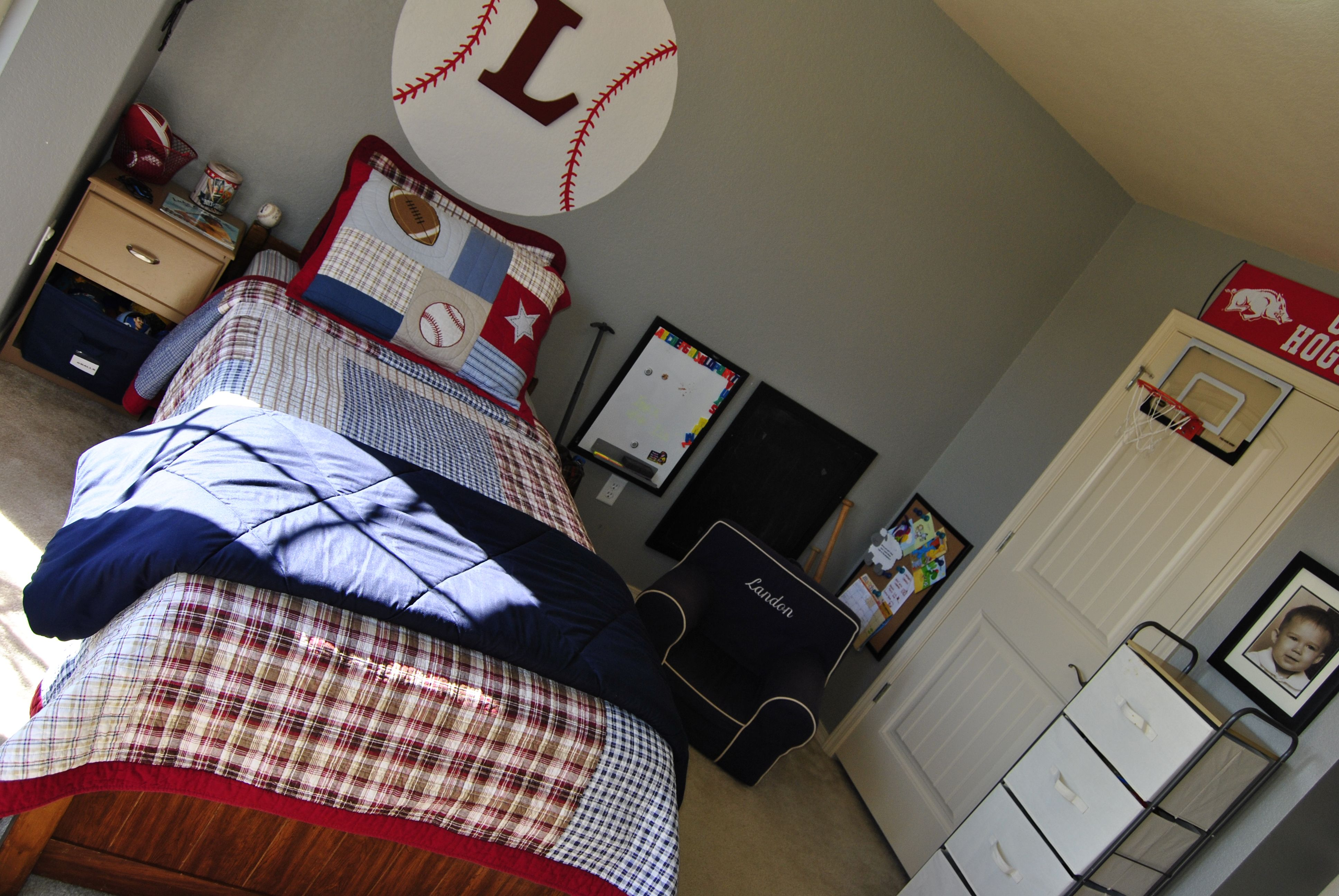 Best 25 baseball curtains ideas on pinterest boys - Bedding and curtains for bedrooms ...