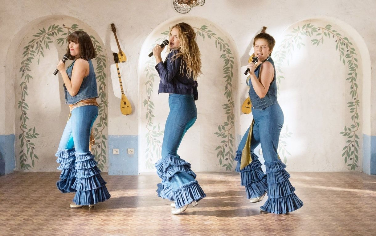 Halloween 2020 Costume Mamma Mia These DIY 'Mamma Mia' Costumes Will Transport You Straight To