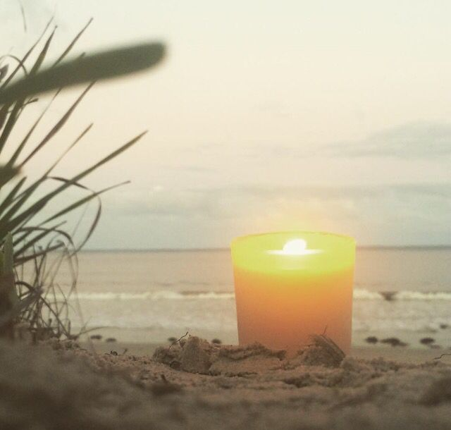 #Thecandlemaker #candles #beach #southcoast #loveit