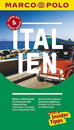 MARCO POLO Reiseführer Italien Reisen mit InsiderTipps
