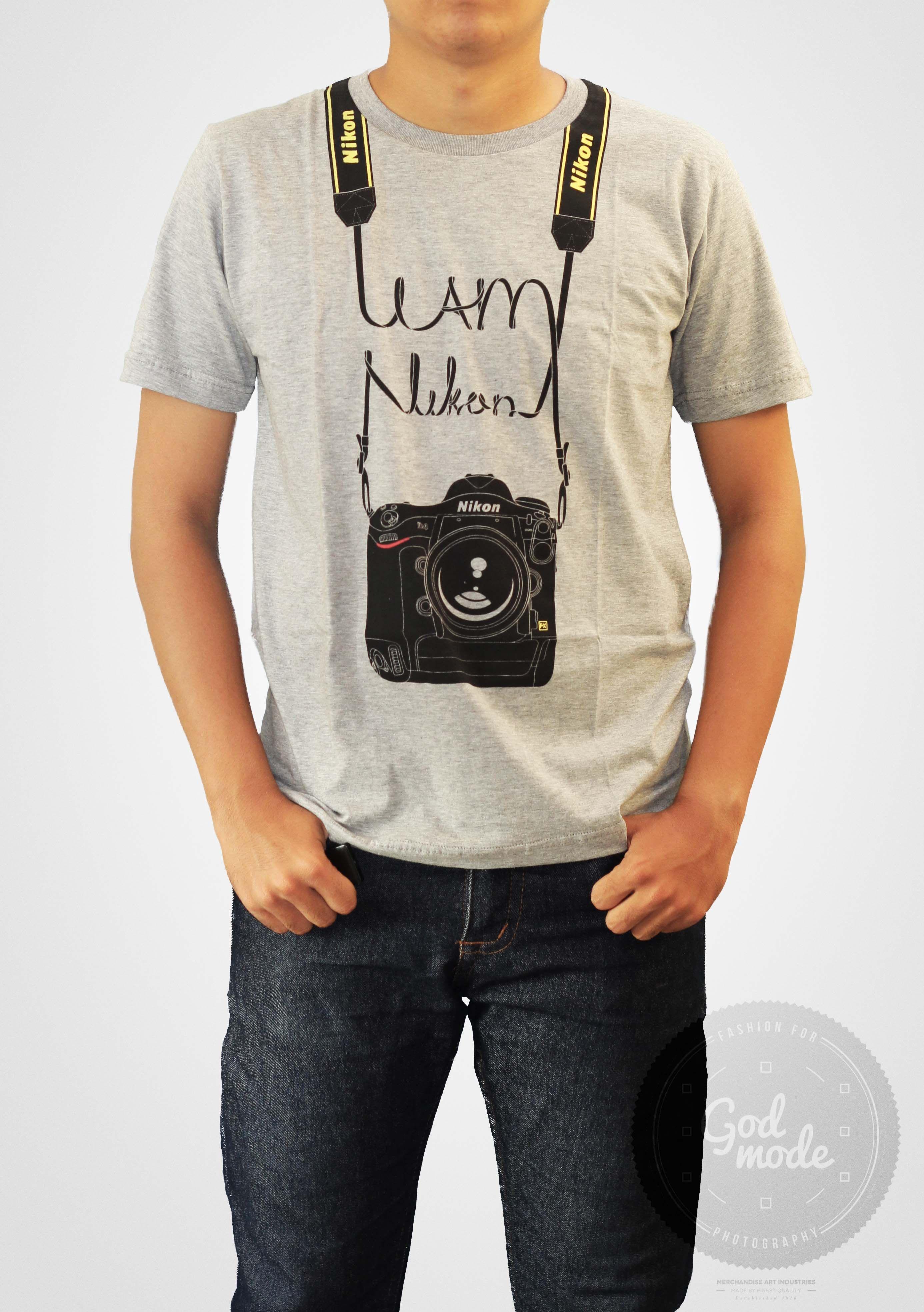 Usd Nikon T Shirt T-shirts