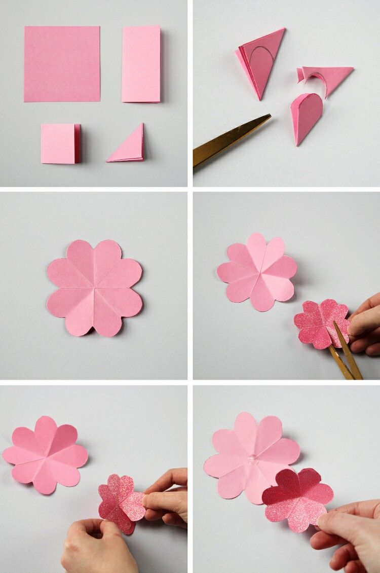 how to create a simple flower here's the pattern 😊 with