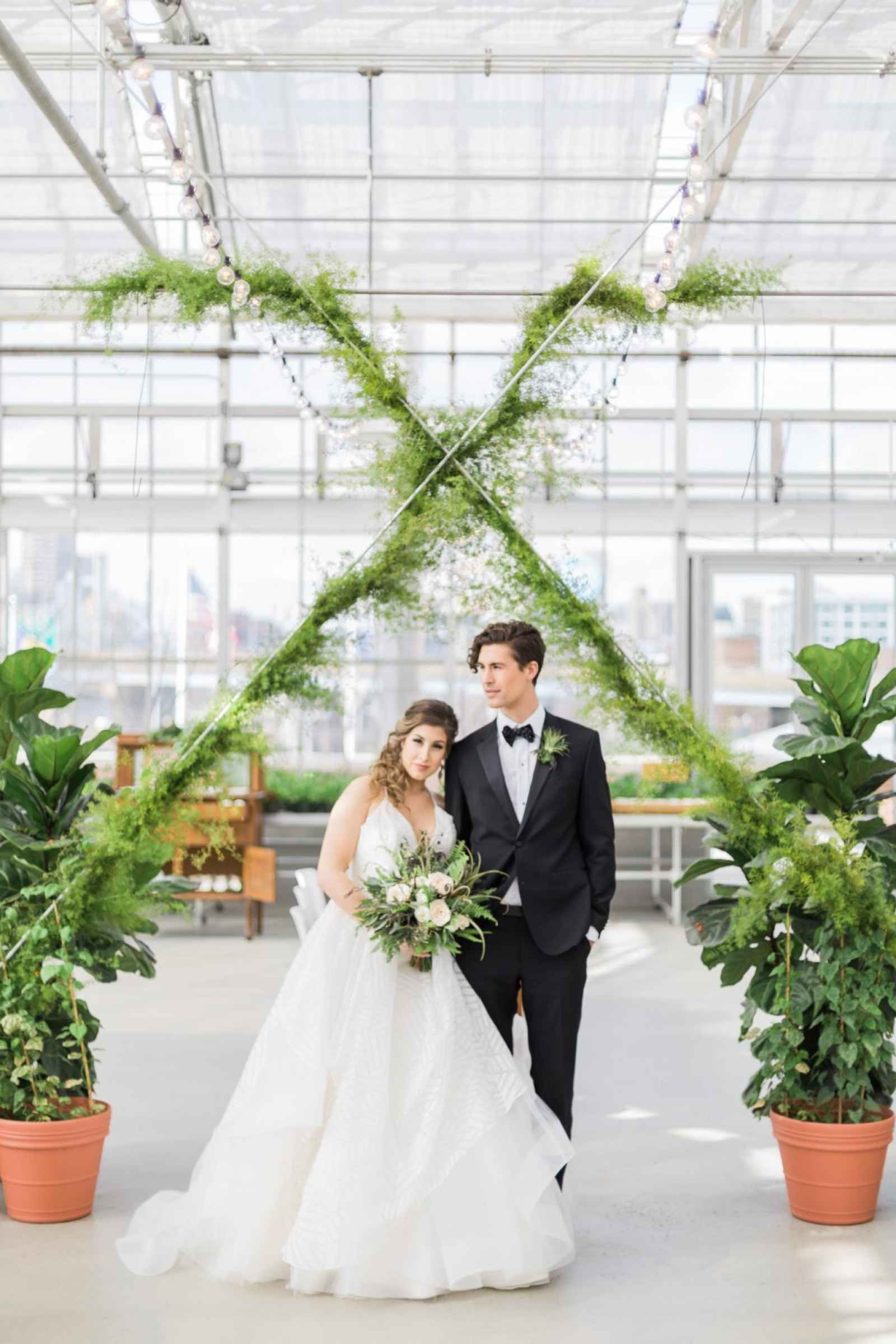 Grand Rapids Downtown Market, greenhouse wedding - Go Green or Go ...