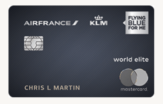 Undefined Bank Of America Air France Credit Card Offers