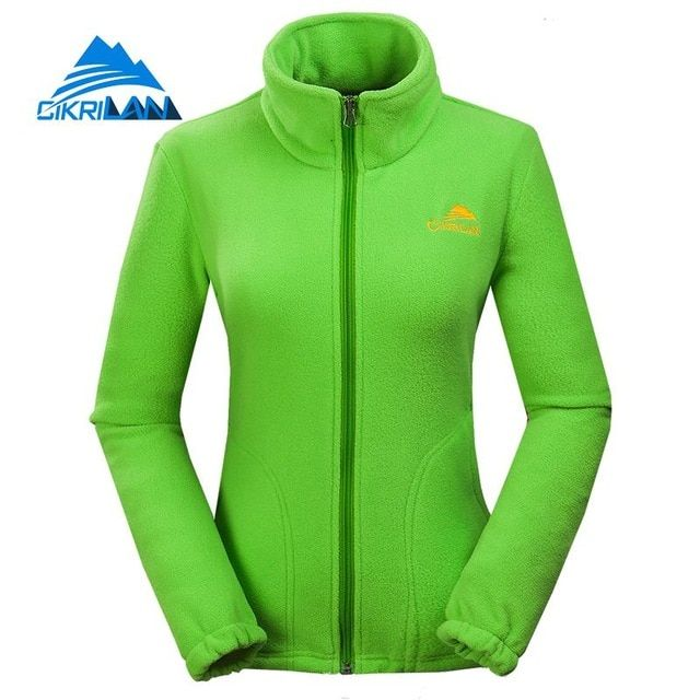 6a957d835 2018 Leisure Sports Windstopper Fleece Outdoor Hiking Jacket Women Fishing Camping  Coat Climbing Breathable Chaquetas Mujer Review