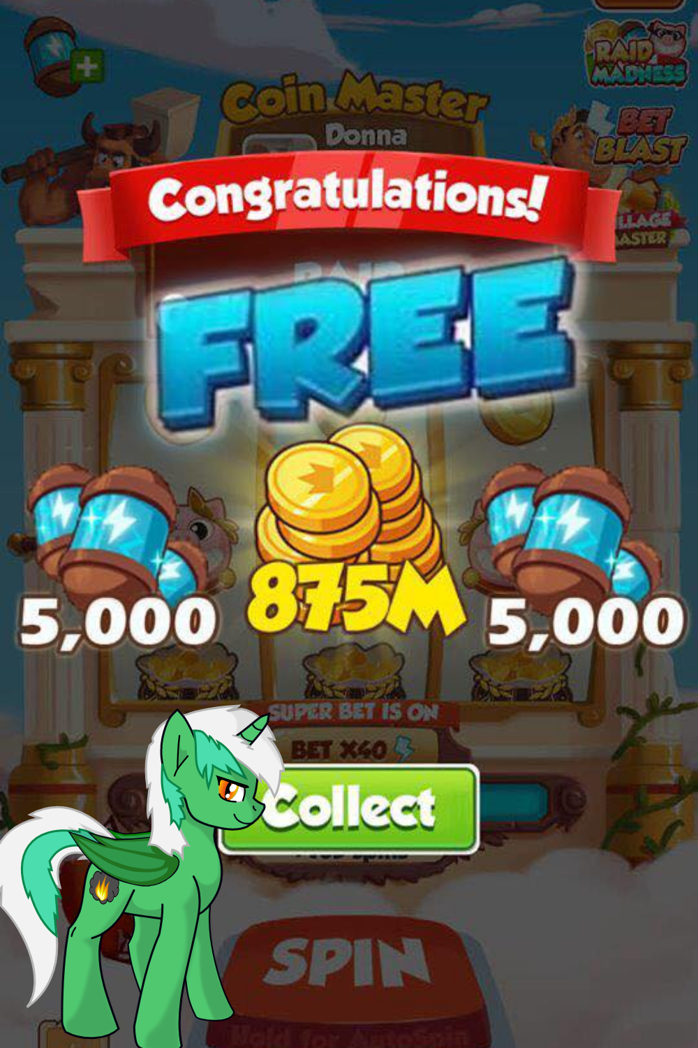 Pin on Coin Master Free Spins Coin Master Spin Generator