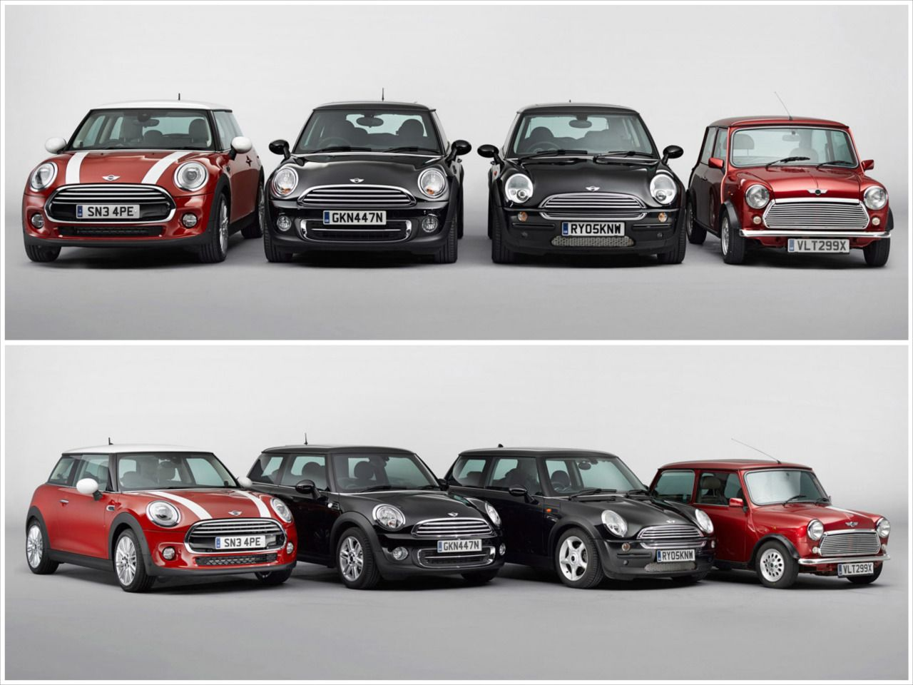 Mini Cooper S Four Cylinder Engine 189 Hp 207 Lb Ft Of Torque From Official Press Release Introducing The New