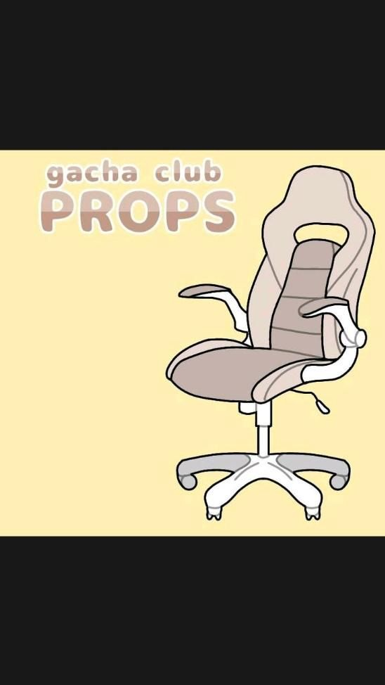 Gacha club props