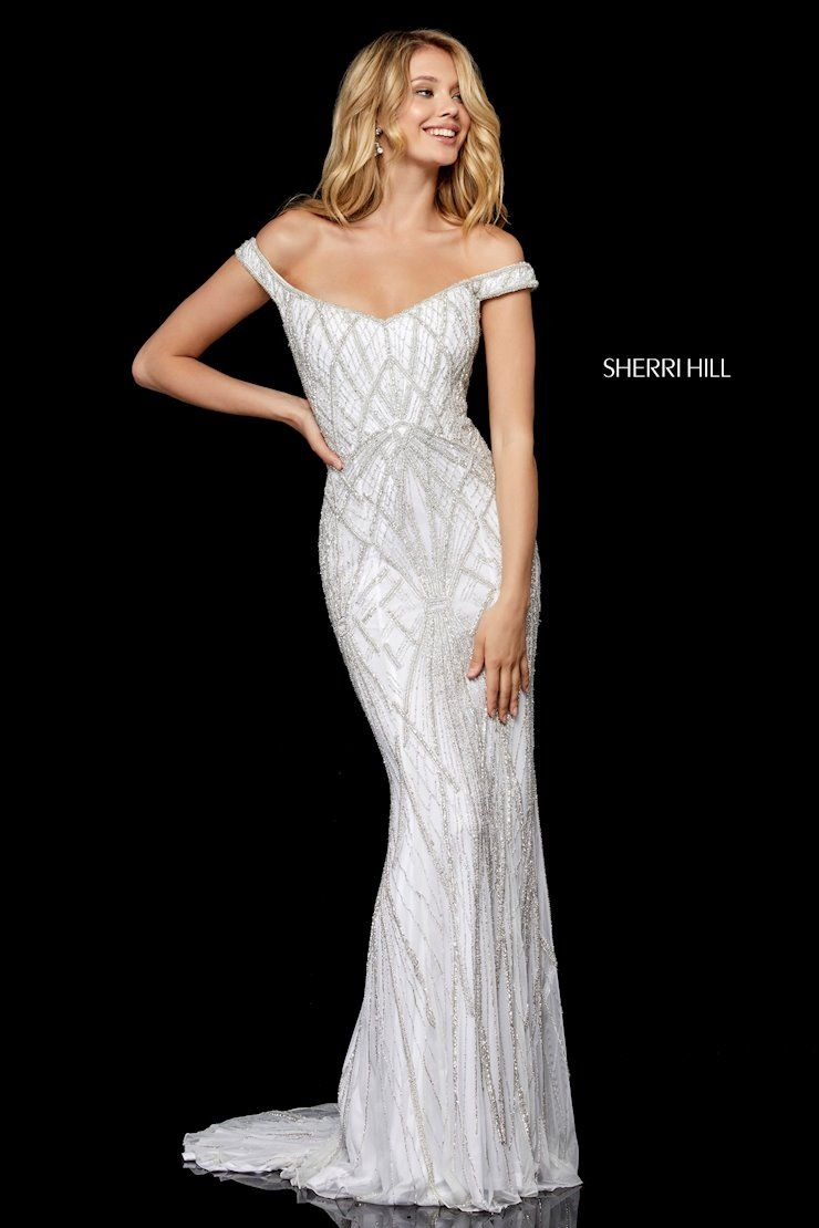 41337c0cde7fa Sherri Hill 52323 - Shop this Prom 2019 style and more at oeevening.com!
