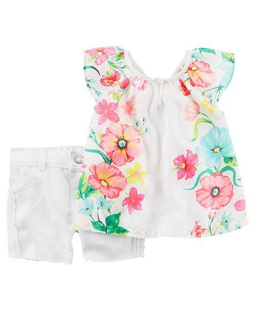 b02113c13 Moda primavera verano 2018 bebés. Carter s ropa para bebés primavera verano  2018.