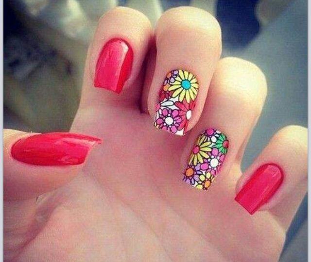 Pin by mara on nail pinterest spring nails and pedicures summer hand and toe nail art design and ideas 2017 step by step are all very easy and can be done in small time interval summer hand and toe nail art prinsesfo Gallery